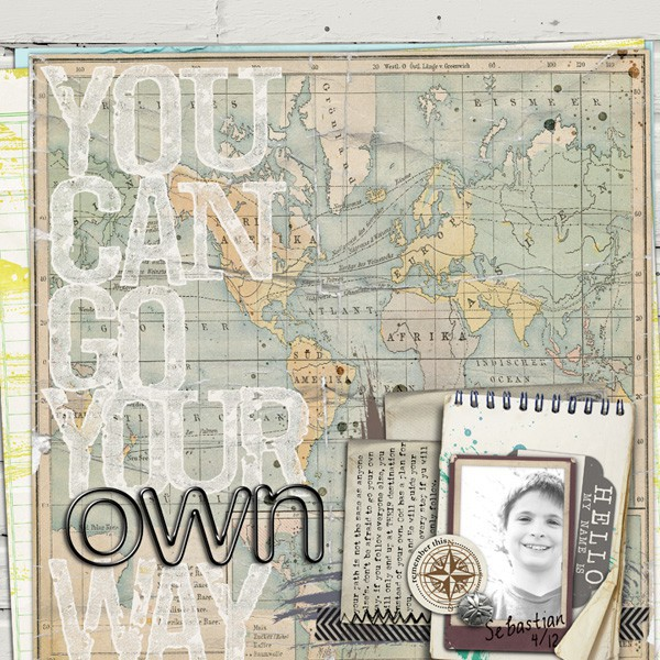 Go Your Own Way by rebecca h