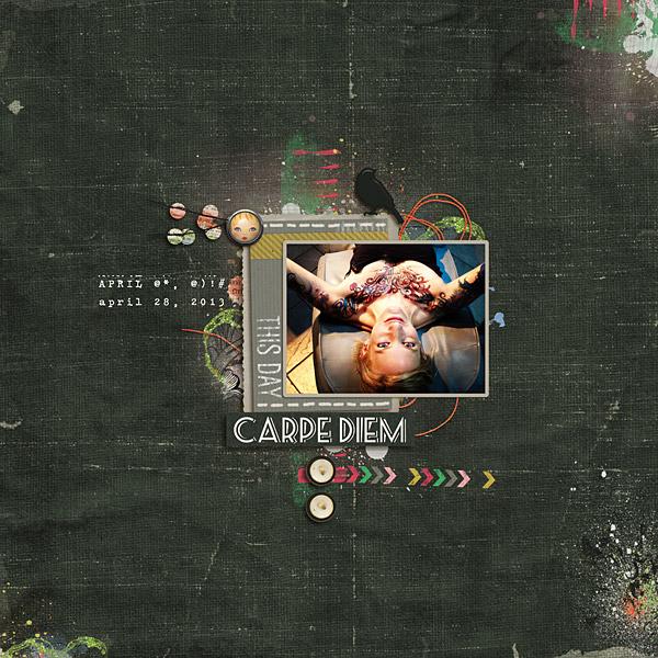 Carpe Diem My Way by chickypow