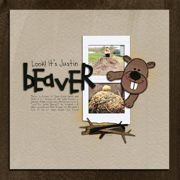 keela - justin beaver