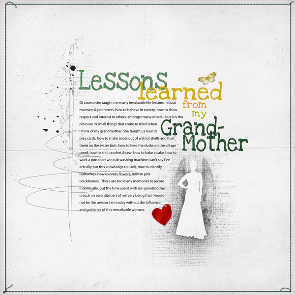 Lessons-Grandmother-bush girl oscraps