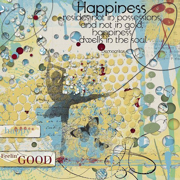 Happiness elysah scrapartstudio