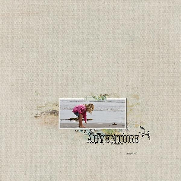 Destination - Adventure