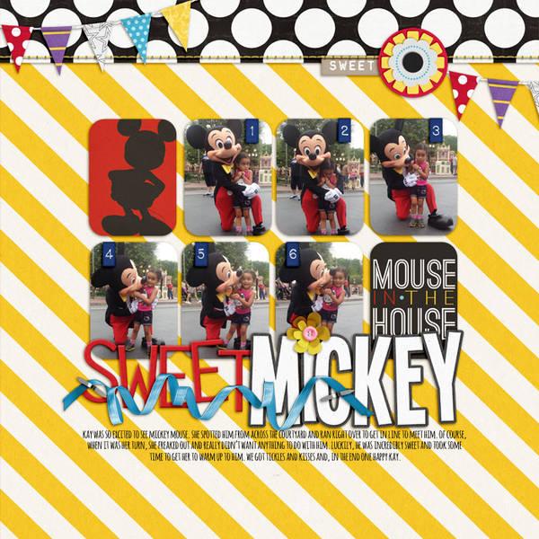 sweet mickey
