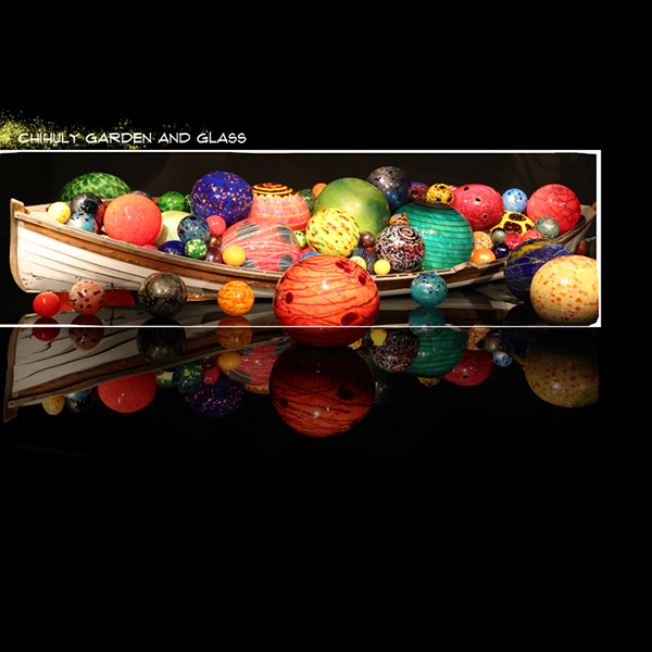 Chihuly Garden and Glass - Seattle