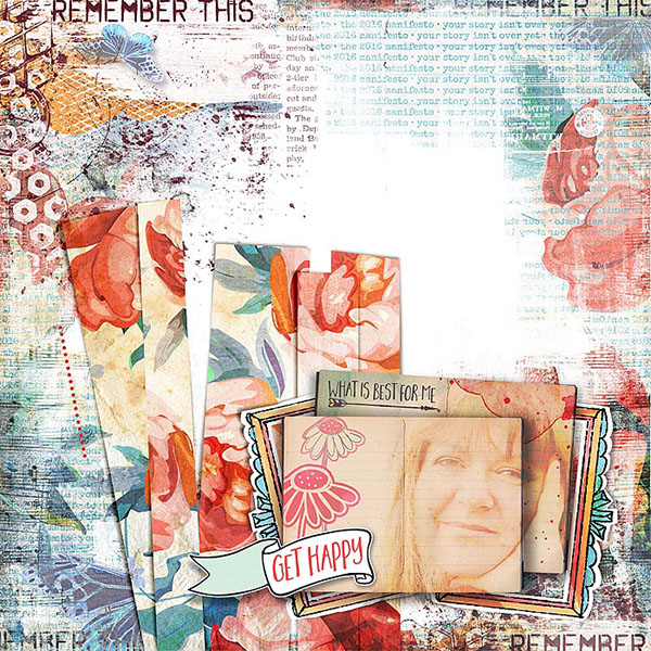 2016 Manifesto by Little Butterfly Wings Template by Pink Reptile Designs for the july 2016 template challenge at The Lilypad
